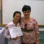Entrega de Certificados CATIS