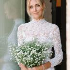 Lancôme assina beleza de Chiara Ferragni em seu casamento
