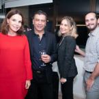 Marcia Muller ofereceu jantar pré CASACOR Rio de Janeiro no último sábado