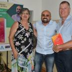Lançamento do livro Cristão do Terceiro Milênio do autor Filipe Gimenes de Freitas Parte II