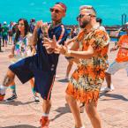 """Novo clipe de G15 tem como cenário os pontos turísticos de Recife, PE  """"Bum Bum Online"""" promete ser hit em 2020"""