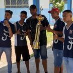 Campeã do Futsal a Escola Ferreira Mendes rumo ao VI Campeonato Brasileiro 2020.