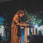 Lançamento do Videoclipe de  Karola Nunes - Tá Vendo Seu Moço? por Gilda Portella