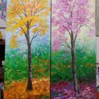 """Exposição de artes """"Achados, arte e sustentabilidade"""""""