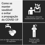 CULTURA ESTAGNADA PELO COVID-19 POR GILDA PORTELLA