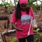 A história de Justina Ferreira, mestre quilombola que mantém tradições e memórias