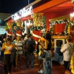 Natal na Praça Santos Dumond
