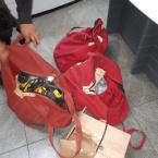 Ousadia, após assalto no BB, bandidos deixam recado e agradecem pela &#39gentileza&#39