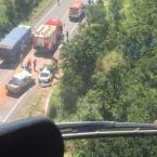 Prefeito em MT se envolve em acidente na estrada da Guia com 1 morto