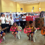 Obra Social Beneficente Anjo Gabriel recebe troco Solidário