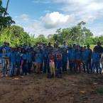 Projeto viabiliza o plantio de mais 200 mudas em Lambari D´Oeste