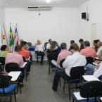 EMPRESÁRIOS SE REÚNEM PARA DISCUTIR PREJUÍZOS CAUSADOS PELAS FORTES CHUVAS E COBRAR SOLUÇÕES JUNTO AO PODER PÚBLICO