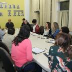 REUNIÃO DE DIRETORIA DISCUTE LANÇAMENTO DO CADASTRO POSITIVO DO SPC BRASIL