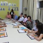 REUNIÃO DE DIRETORIA DISCUTE PROGRAMA BALCÃO DE CURRÍCULOS E AVALIAÇÃO DO PRÊMIO JOVENS TALENTOS