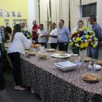 ENTIDADES EMPRESARIAIS, ATRAVÉS DO ESCRITÓRIO DA JUCEB DE SANTO ANTÔNIO DE JESUS REALIZAM MAIS UM 'CAFÉ COM O CONTADOR'