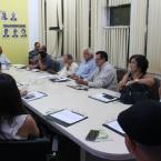 INTEGRAÇÃO DA PESSOA DEFICIENTE NO MERCADO DE TRABALHO É DISCUTIDA EM REUNIÃO DE DIRETORIA NAS ENTIDADES EMPRESARIAIS
