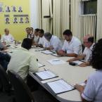 REUNIÃO DE DIRETORIA DISCUTE ÍNDICES DO POLICIAMENTO EM 2019, BEM COMO PROJETOS EM PROL DA MELHORIA DA SEGURANÇA PÚBLICA