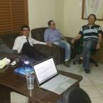 1ª Reunião de Planejamento Estratégico