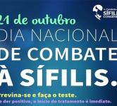 Secretaria Municipal de Saúde intensifica ações de combate à sífilis