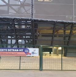 Cidadãos com agendamentos na sede do Detran serão remanejados para Arena Pantanal