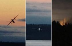 """Funcionário que roubou avião nos EUA: """"Não preciso de ajuda, já pratiquei nos videogames"""""""