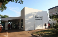 Dois casos suspeitos de meningite suspende atendimento da Policlínica do Planalto