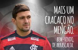 Flamengo supera polêmica e anuncia contratação de Arrascaeta