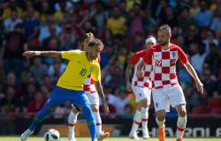 Amistoso entre Brasil e República Tcheca será dia 26 de março