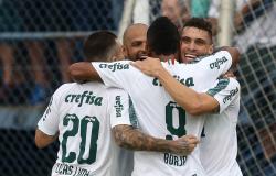 Palmeira  vence a segunda seguida no  Campeonato Paulista