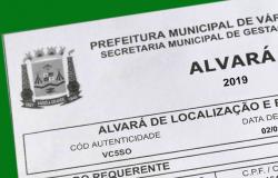 Entra em vigor segunda etapa de desconto para retirada de alvará 2019 em Várzea Grande