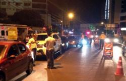 Blitz prende nove motoristas por embriaguez na Avenida do CPA