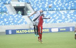 União desencanta e ganha do Mixto por 3 a 1 na Arena Pantanal