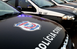 Polícia Civil cumpre prisão de condenado por homicídio de pai de deputado
