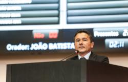 Deputado João Batista afirma possibilidade de fazer oposição ao Executivo