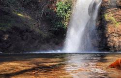 Menino de 6 anos morre afogado em cachoeira na Chapada dos Guimarães