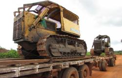 Filho de produtor rural é preso por apresentar autorização para desmatamento falsa