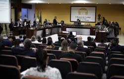 Primeira sessão do Tribunal Pleno de 2019 traz 43 processos na pauta