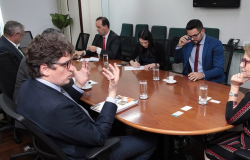 Ministra discute medidas para expandir o biogás na matriz energética brasileira