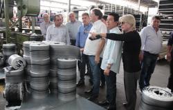 Governo faz diagnóstico do Distrito Industrial de Cuiabá em busca de melhorias