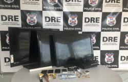 Polícia Civil desarticula associação criminosa que atuava com tráfico de drogas no bairro Tijucal