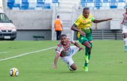 Cuiabá estreia na série B com vitória de 1 a 0 em cima do Criciúma