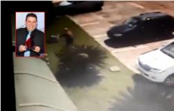 Vídeo mostra execução de advogado de prefeito em MT