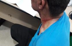Homem em surto agride PMs ao ser resgatado de imóvel em chamas contra vontade