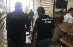 Operação da Polícia Civil e Procon apreende mais de 12 mil mídias piratas na Capital