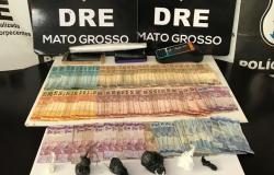 Polícia Civil prende 5 pessoas envolvidas com tráfico em ações na Capital