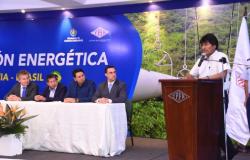 Governador dá início às tratativas para comercialização do gás boliviano