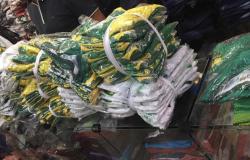 Polícia Civil apreende mais de 350 uniformes piratas do Cuiabá Esporte Clube