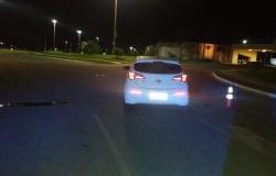 Mulher morre atropelada por motorista de aplicativo e família da vítima agride condutor em Cuiabá