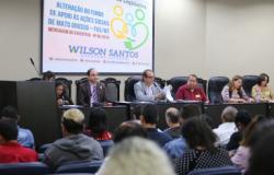 Deputado faz debate com a população sobre Fundo de Apoio às Ações Sociais