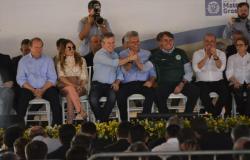 """""""Nós vamos preservar e construir uma nação rica"""", afirma governador"""